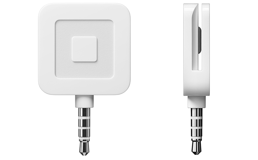 Square's newest card reader